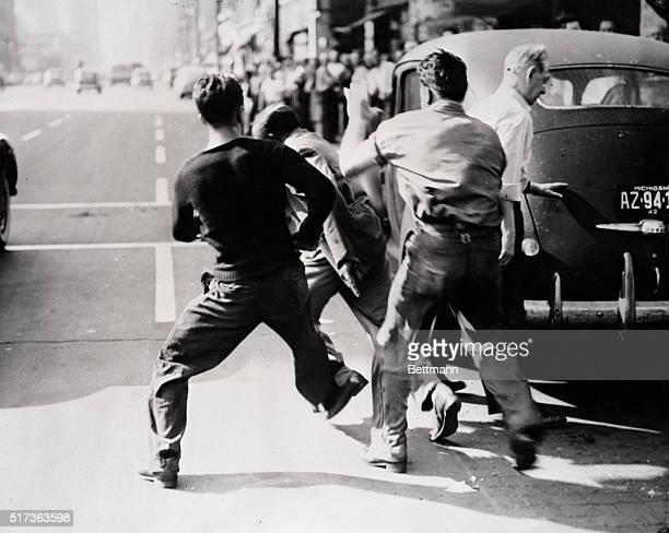 Twentyfour Die in Detroit Race Riots 1943