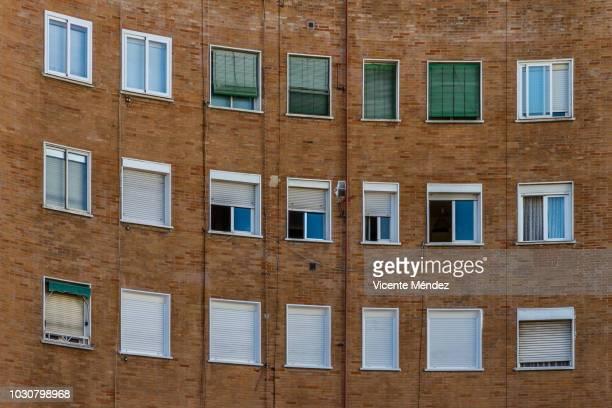 Twenty-one windows