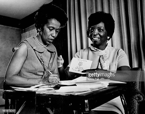 APR 28 1970 APR 30 1970 TwentyTwo Debutantes To Be Feted At Party Mrs William Crawford left Mrs Joseph Boston address invitations to Cotillion Ball...