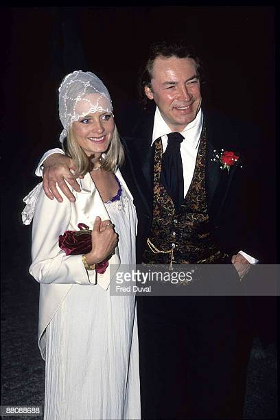 Twiggy And Leigh Lawson Four Weddings One Funeral Premiere