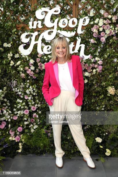 Twiggy at In goop Health London 2019 on June 29 2019 in London England