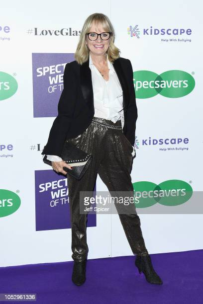 Twiggy attends the Specsavers 'Spectacle Wearer Of The Year' at 8 Northumberland Avenue on October 24 2018 in London United Kingdom