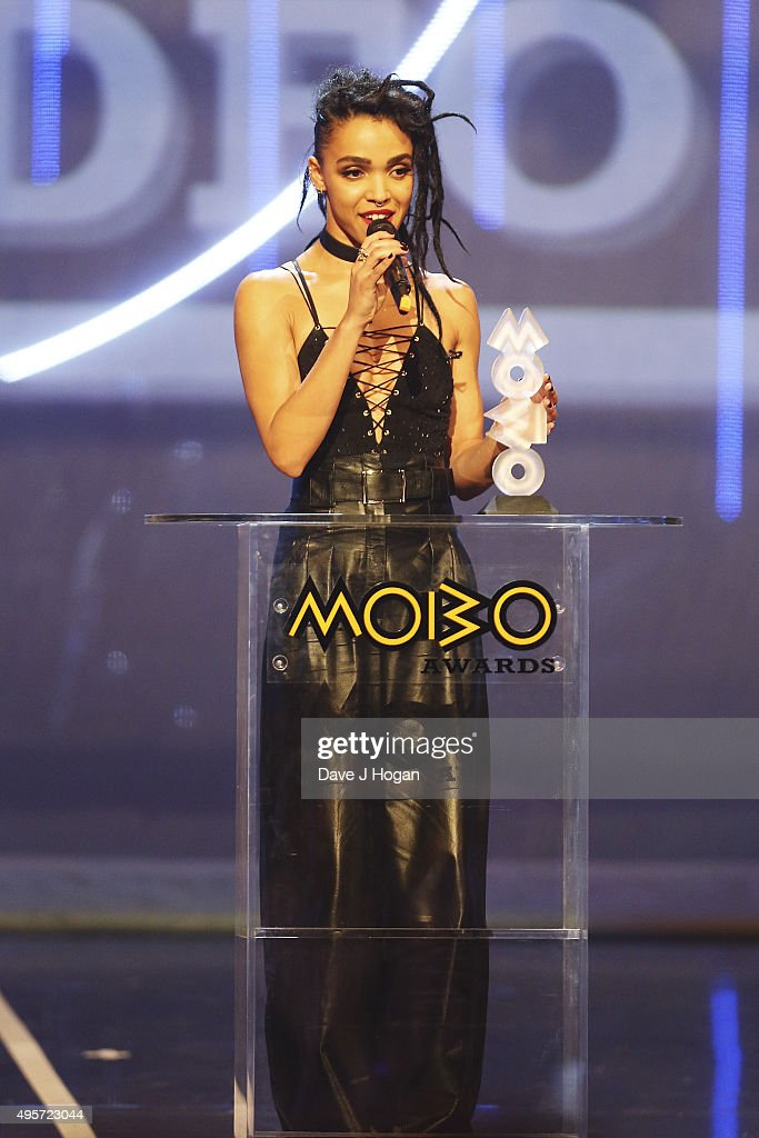 MOBO Awards - Inside Ceremony