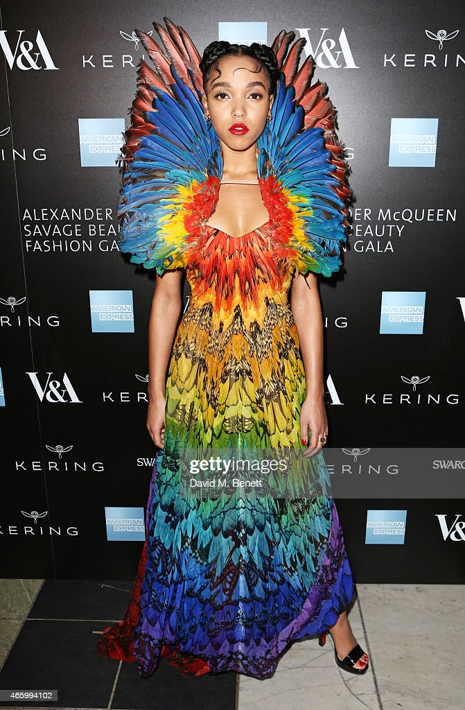 Alexander McQueen: Savage Beauty Fashion Gala At The V&A, Presented By American Express And Kering - Arrivals