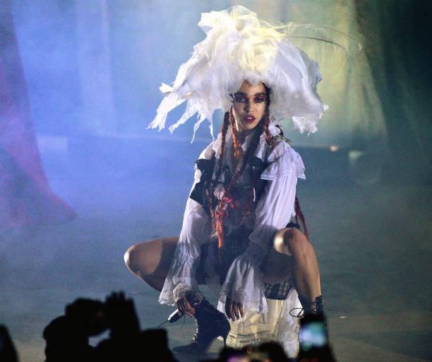 GBR: FKA Twigs Performs At O2 Academy Brixton, London