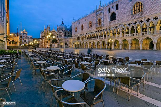 Twilight at St. Mark´s square in Venice (XL)