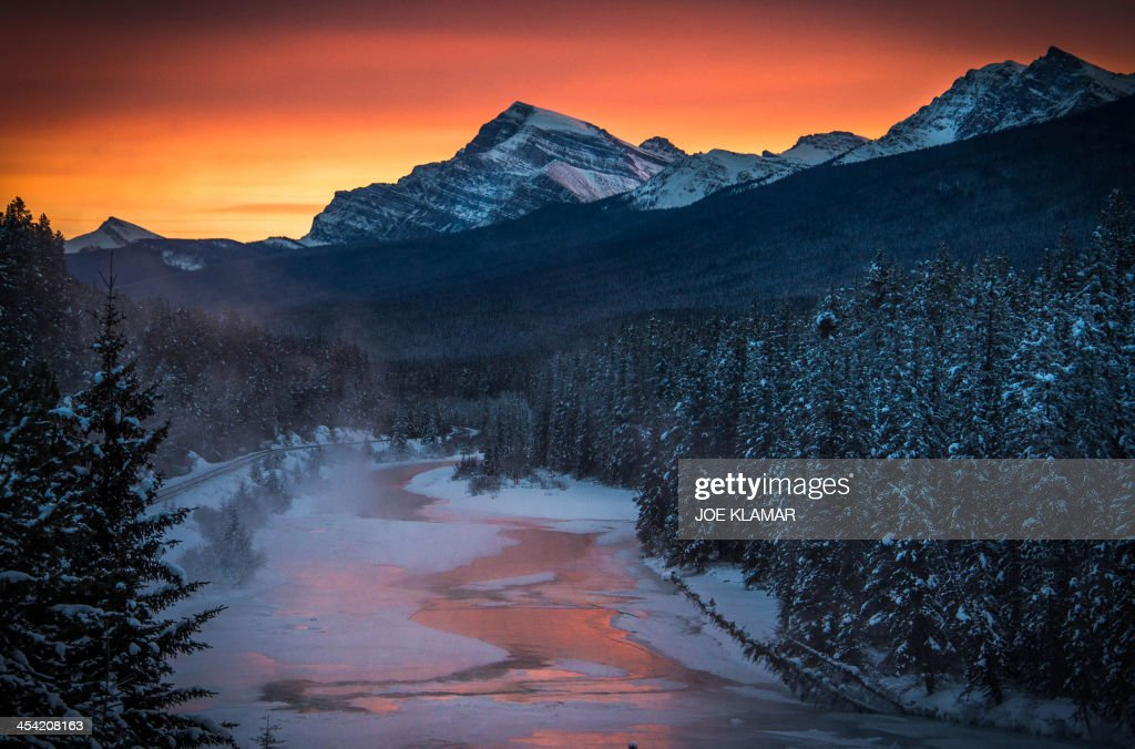 CANADA-FEATURE-WEATHER : News Photo