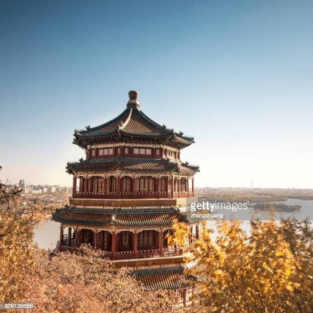 Twilight at the Summer Palace, Beijing