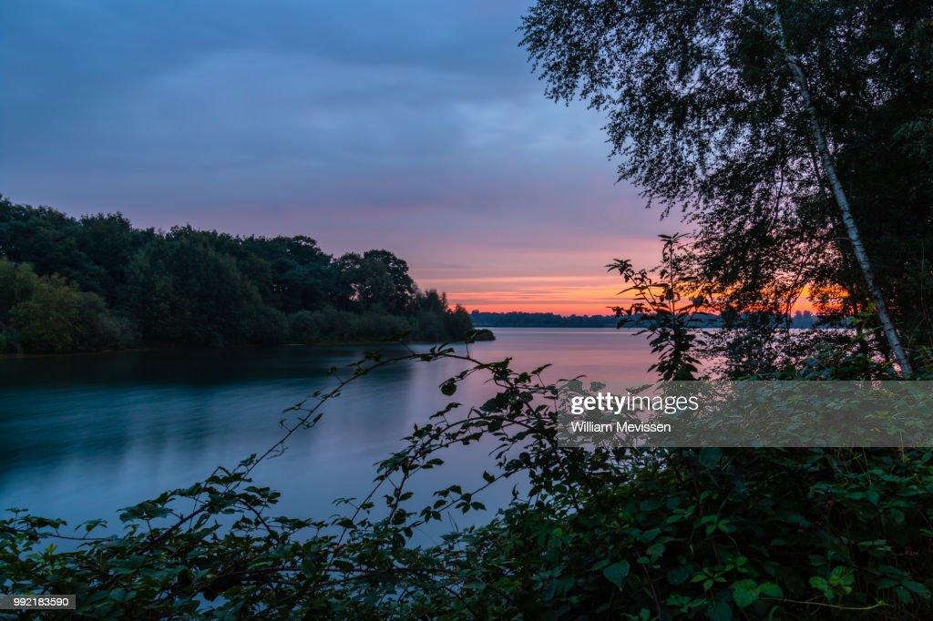 Twilight Bay : Stockfoto