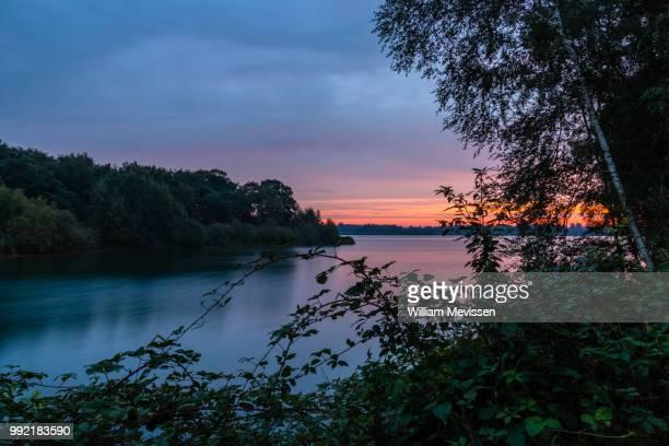 twilight bay - william mevissen bildbanksfoton och bilder