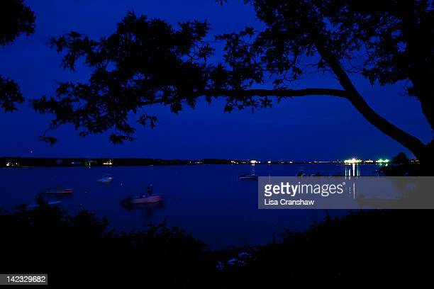 twilight on cape cod - lisa cranshaw stock pictures, royalty-free photos & images