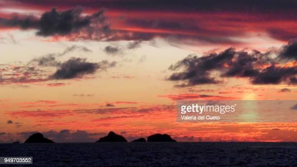 Twilight on the Tijucas Islands