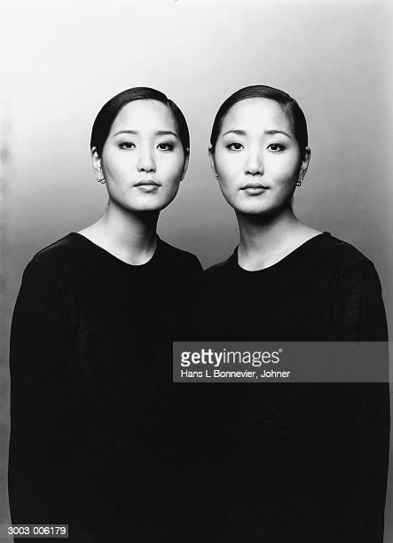 Twin Asian Women