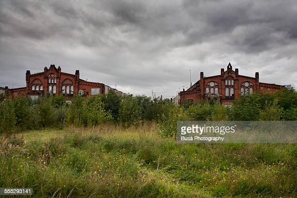 Twin factories in East Berlin