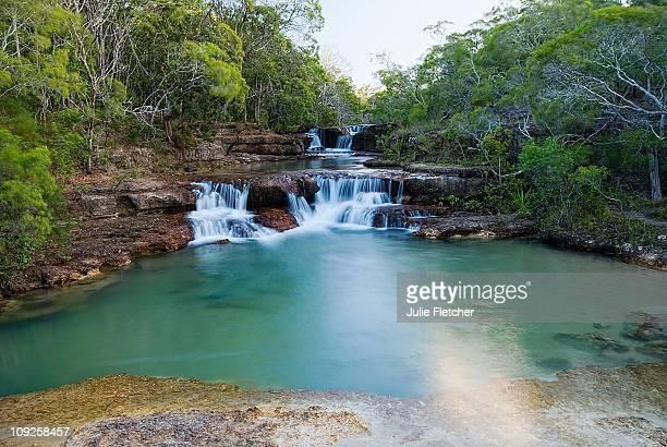 Twin Falls Cape York QLD