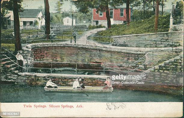 Twin Springs Siloam Springs Arkansas 1912