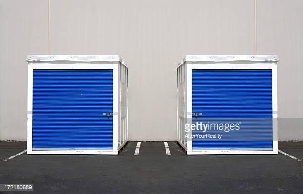 Twin Storage Units