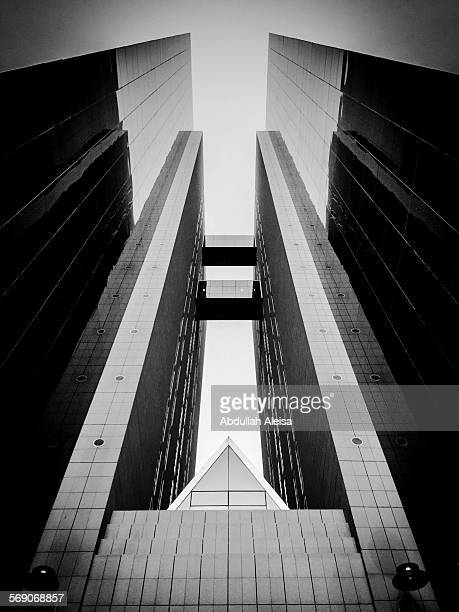 Twin towers Riyadh