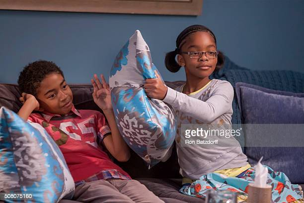 ISH 'Twindependence' Jack and Diane are tired of being twins and after much pleading Dre and Bow give in to letting them explore their lives as...