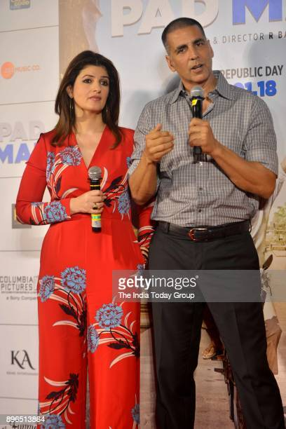 Aaj Se Teri: Twinkle Khanna Stock Photos And Pictures