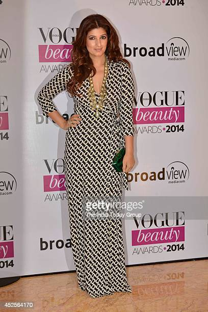Twinkle Khanna at Vogue Beauty Awards in Mumbai
