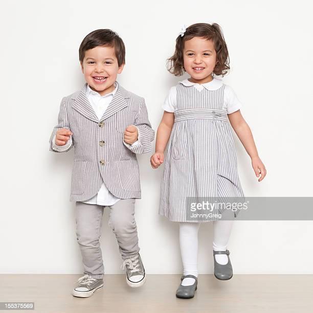 Twins Dancing