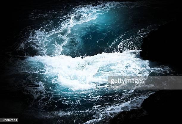 Twirl on the sea