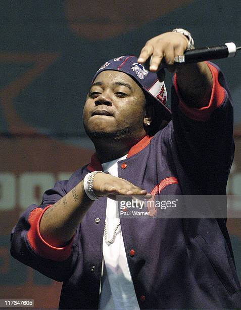 Twista during GRAMMY SoundCheck with Twista August 7 2005 at Cobo Hall in Detroit Michigan United States