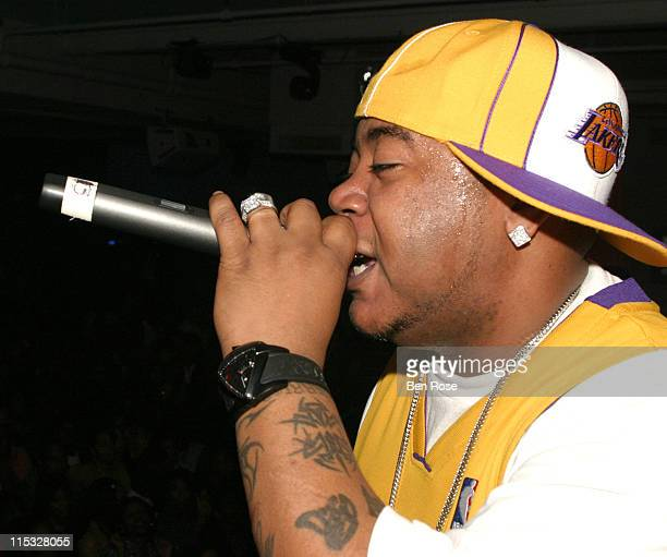 Twista during Hot 107's Valentine's Day Ladies Night with Twista TI and Big Gipp of Goodie Mobb in Concert at Vision Night Club in Atlanta Georgia...