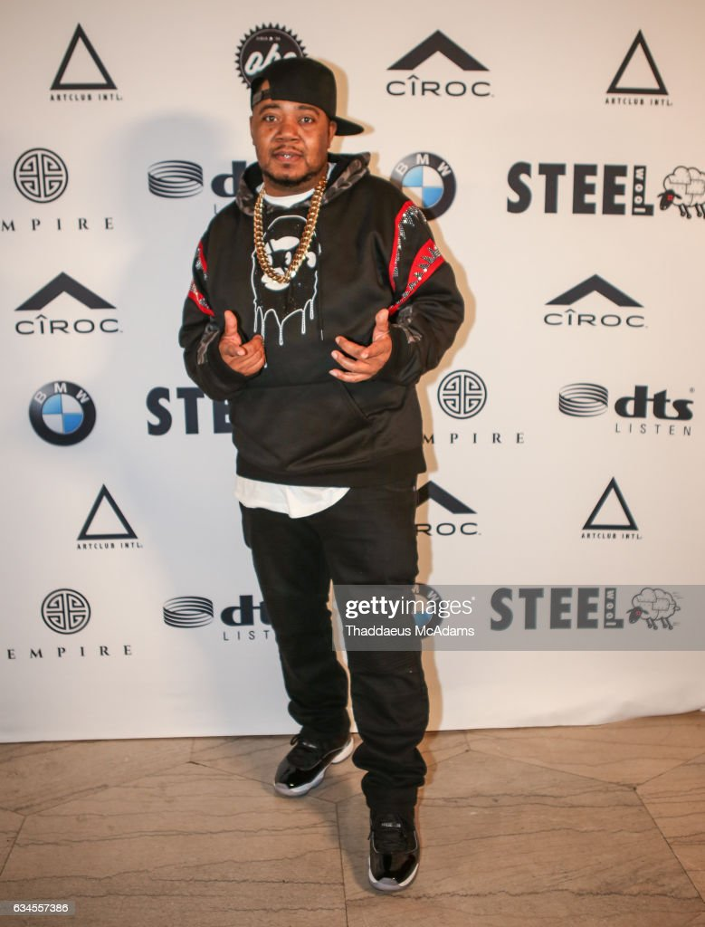 Twista poses for a picture at The MacArthur on February 9, 2017 in Los Angeles, California.