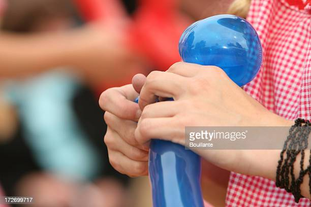 twisted balloon - twisted stock pictures, royalty-free photos & images