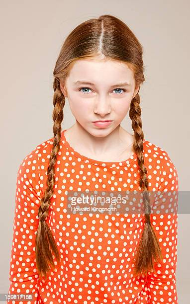 twisted faces - hair part stock pictures, royalty-free photos & images