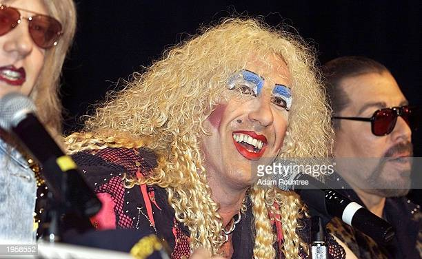 Twisted Sister lead vocalist Dee Snider announces the band's official reunion and tour plans including United Service Organizations shows in South...