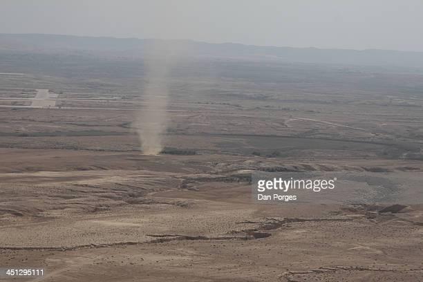 Twister in the Desert