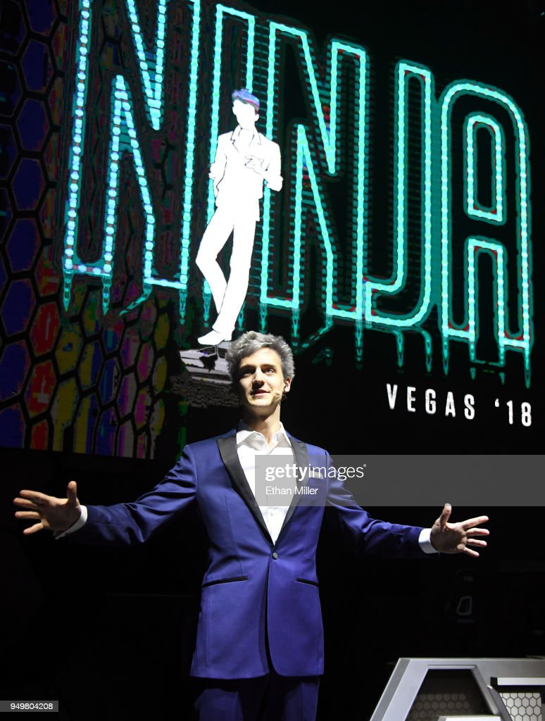 "Tyler ""Ninja"" Blevins Takes On Challengers At Ninja Vegas '18 At Esports Arena Las Vegas"
