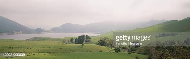twitchell reservoir - timothy hearsum stock-fotos und bilder
