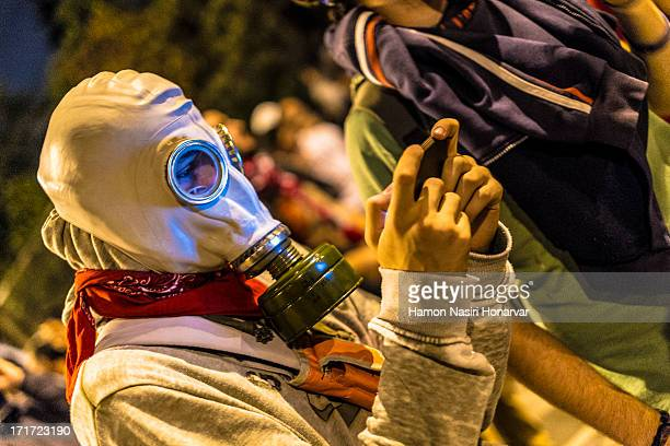 CONTENT] Twittering gasmask guy Occupy Gezi Istanbul Turkey 2013 The way to Taksim Square from the Kabatas Station was full of protesters The Hill at...