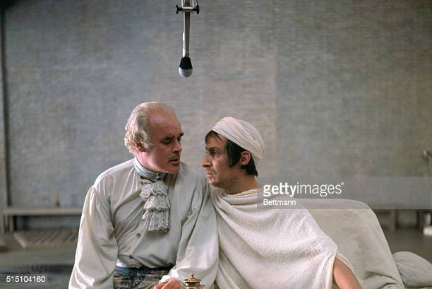peter brook and marat sade Marat/sade on the spectator | peter brook's 1964 staging of peter weiss's marat/sade for the rsc was one of the most enjoyable experiences of my.