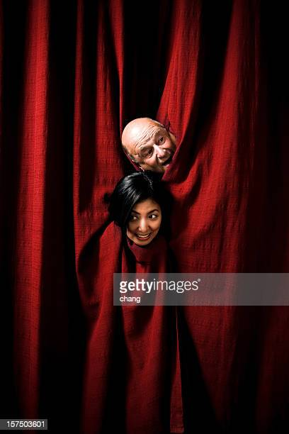 two actors - comedian stock pictures, royalty-free photos & images