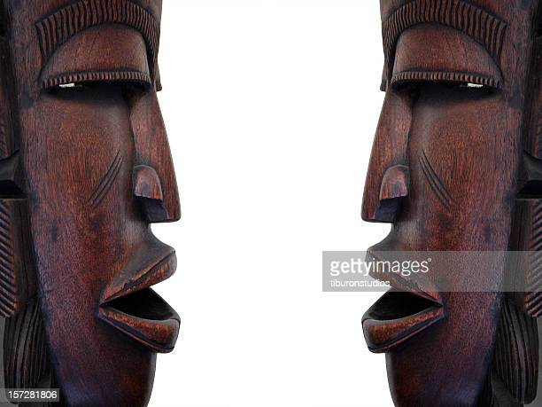 Two African Masks: Diplomatic Negotiations