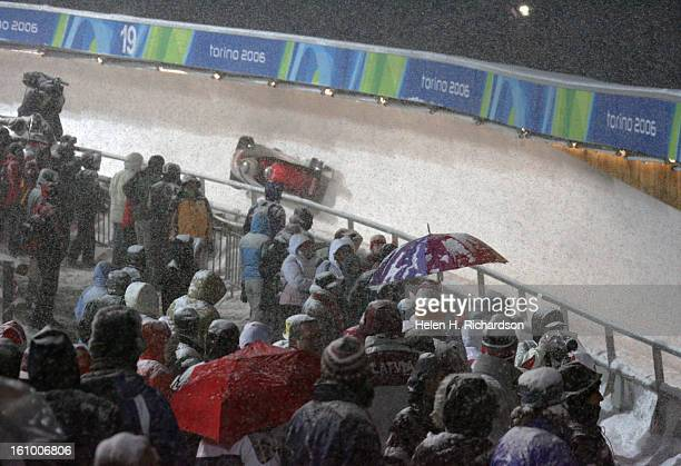 Two American teams competed tonight in the TwoMan Bobsleigh Todd Hays and Pavle Jovanovic <cq> came in 7th overall and Steven Holcomb and Bill...