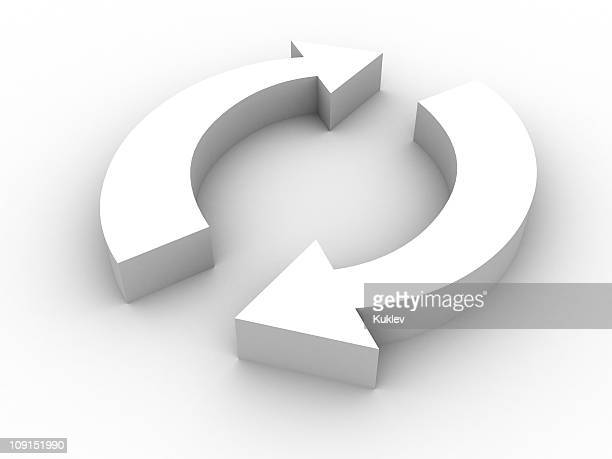 two arrow xxl - following arrows stock pictures, royalty-free photos & images