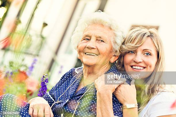 two beautiful women - remembrance stock photos and pictures