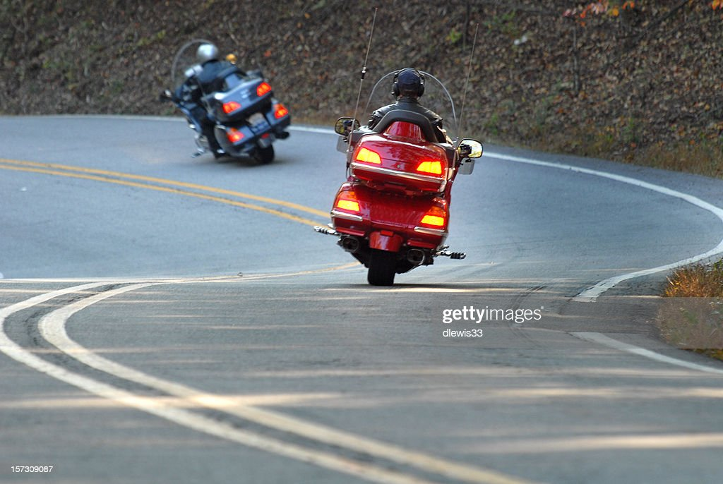 Two Bikes : Stock Photo