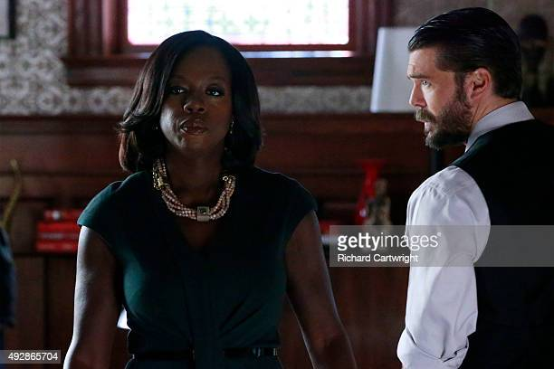 MURDER 'Two Birds One Millstone' Annalise takes on a new client a transgender professor accused of killing her husband Meanwhile the Keating 5 are...