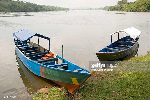 Two boats