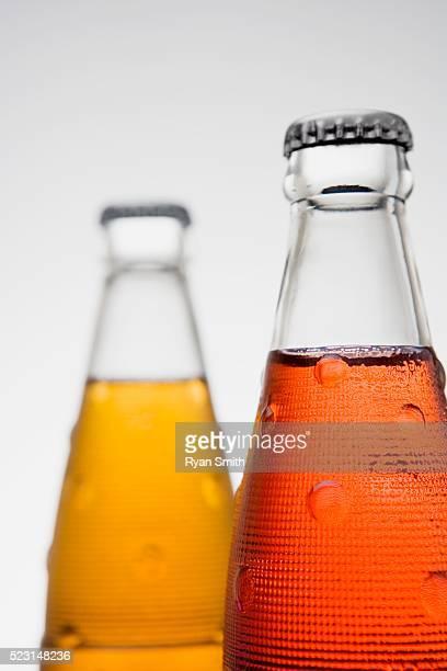 Two Bottles of Soda Pop