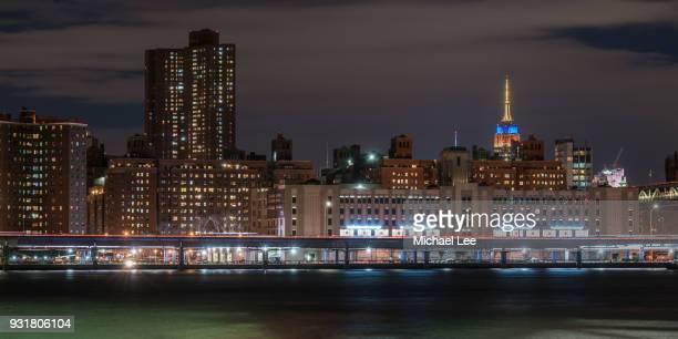 Two Bridges Neighborhood in New York