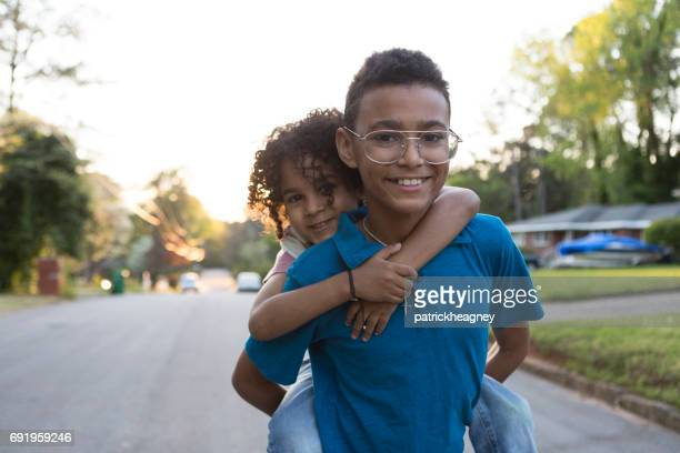 two brothers - puerto rican ethnicity stock pictures, royalty-free photos & images
