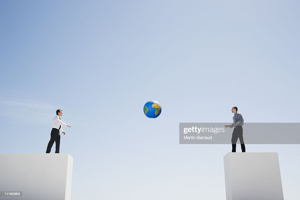 Oversized man balls with Wesley Warren